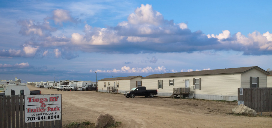 Tioga RV & Trailer Park, ND